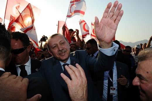 Başbakan Erdoğana Sevgi Gösterisi 9