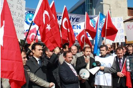 Saldırı sonrası Türkiye ayağa kalktı  1