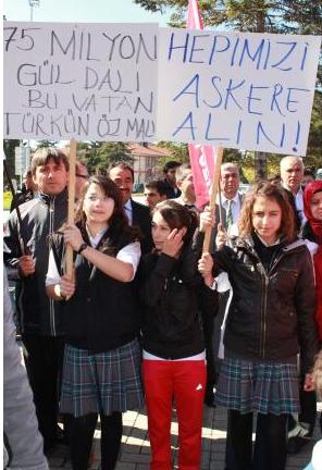 Saldırı sonrası Türkiye ayağa kalktı  2