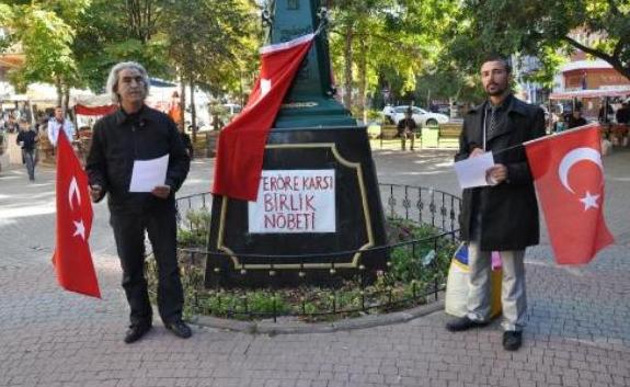 Saldırı sonrası Türkiye ayağa kalktı  23