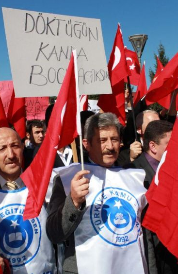 Saldırı sonrası Türkiye ayağa kalktı  30