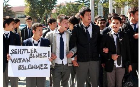 Saldırı sonrası Türkiye ayağa kalktı  4