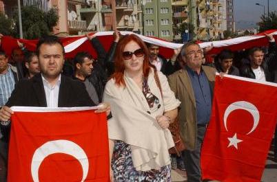 Saldırı sonrası Türkiye ayağa kalktı  9