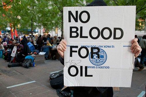 Dünya kapitalizmi protesto etti 10
