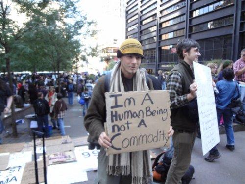 Dünya kapitalizmi protesto etti 12