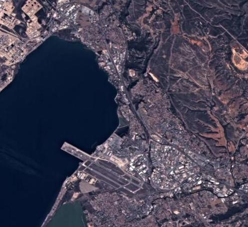 Türk uydusundan ilk fotoğraflar 1