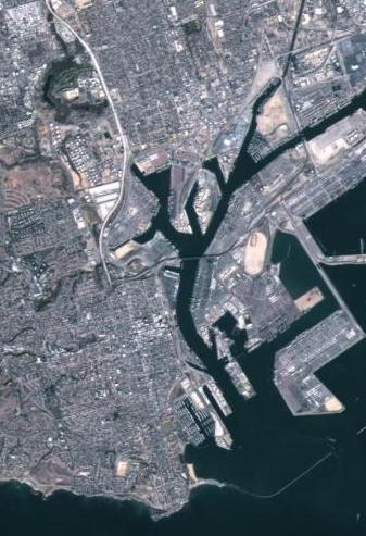 Türk uydusundan ilk fotoğraflar 2
