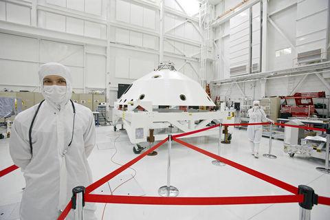 Mars'ın 2.5 Milyar Dolarlık Yeni Kâşifi!  10