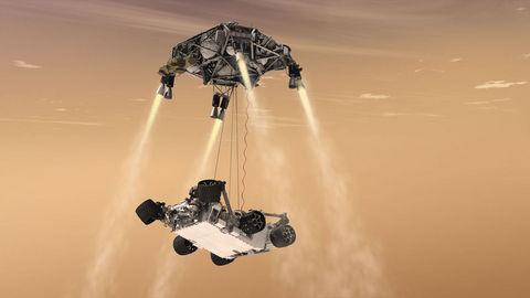 Mars'ın 2.5 Milyar Dolarlık Yeni Kâşifi!  3