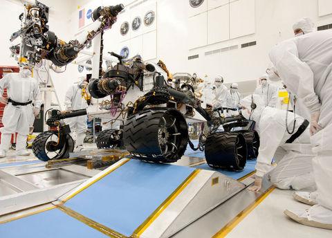 Mars'ın 2.5 Milyar Dolarlık Yeni Kâşifi!  4