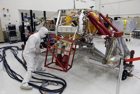 Mars'ın 2.5 Milyar Dolarlık Yeni Kâşifi!  5