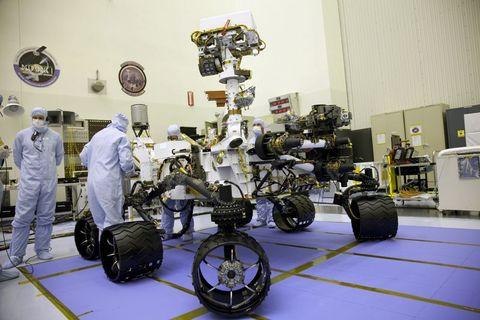 Mars'ın 2.5 Milyar Dolarlık Yeni Kâşifi!  6