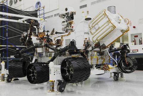 Mars'ın 2.5 Milyar Dolarlık Yeni Kâşifi!  7
