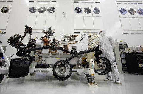 Mars'ın 2.5 Milyar Dolarlık Yeni Kâşifi!  8