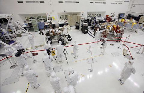 Mars'ın 2.5 Milyar Dolarlık Yeni Kâşifi!  9