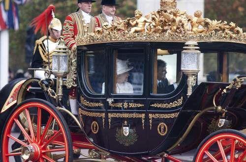 Cumhurbaşkanı Gül İngilterede  14