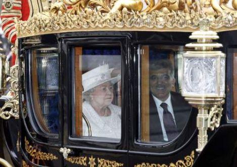 Cumhurbaşkanı Gül İngilterede  17