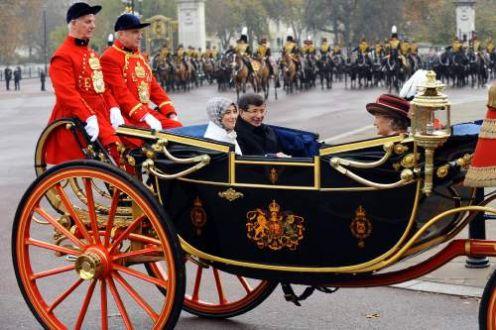 Cumhurbaşkanı Gül İngilterede  22
