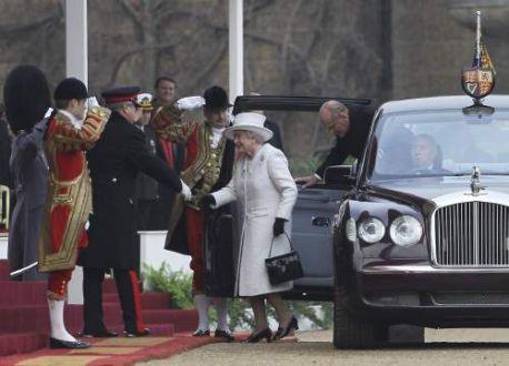 Cumhurbaşkanı Gül İngilterede  25