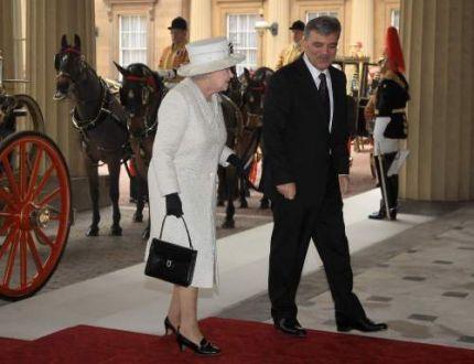 Cumhurbaşkanı Gül İngilterede  31