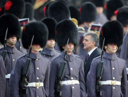 Cumhurbaşkanı Gül İngilterede  5