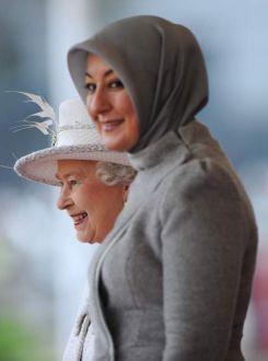 Cumhurbaşkanı Gül İngilterede  7