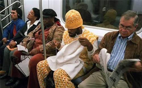 Dünya Metrolarından Güldüren Kareler 1