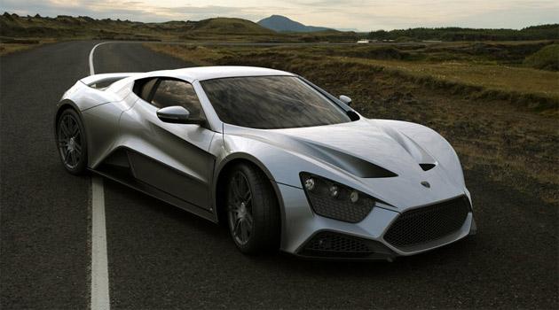2012 Yılının En Pahalı Otomobilleri 15