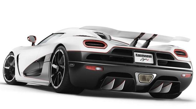 2012 Yılının En Pahalı Otomobilleri 2