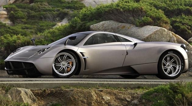 2012 Yılının En Pahalı Otomobilleri 3