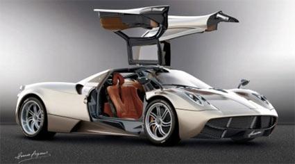2012 Yılının En Pahalı Otomobilleri 5