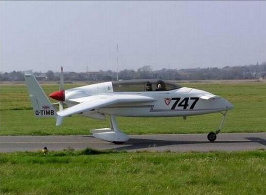 Dünyanın En İlginç Uçakları 11