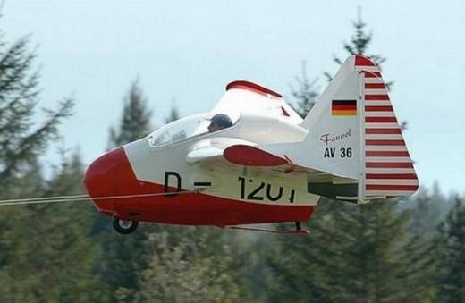Dünyanın En İlginç Uçakları 15