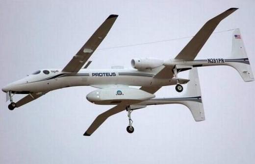 Dünyanın En İlginç Uçakları 3