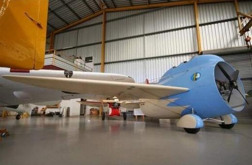 Dünyanın En İlginç Uçakları 4
