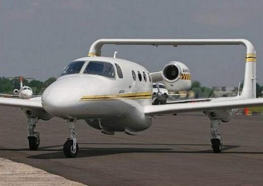 Dünyanın En İlginç Uçakları 7