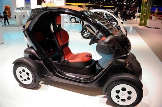 2012 Brüksel Otomobil Fuarı 16