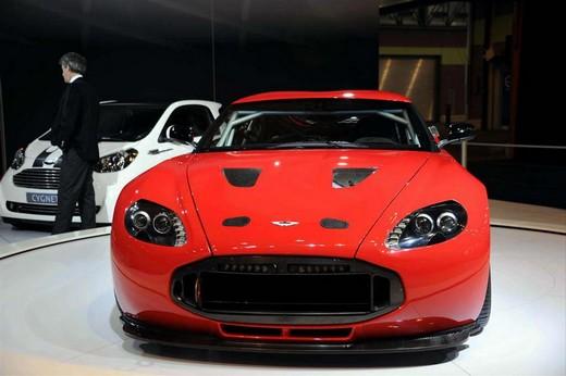 2012 Brüksel Otomobil Fuarı 3