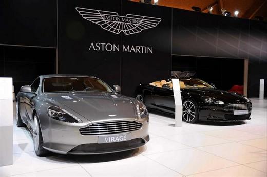 2012 Brüksel Otomobil Fuarı 5