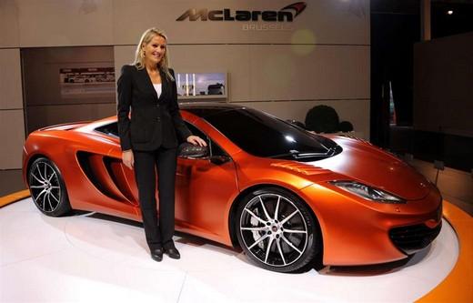 2012 Brüksel Otomobil Fuarı 6