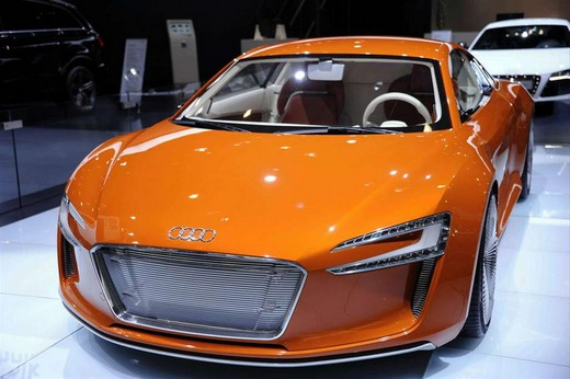 2012 Brüksel Otomobil Fuarı 9