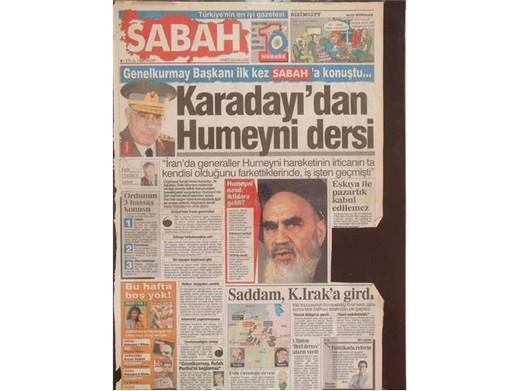 28 Şubat Medyasının Utanç Manşetleri! 35