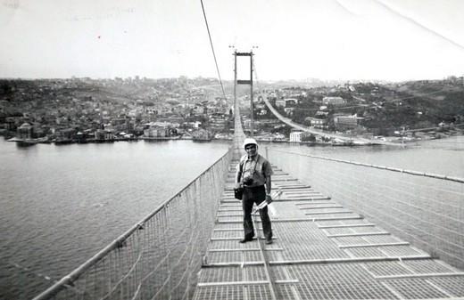 Boğaz Köprüsü Böyle Yapıldı  1