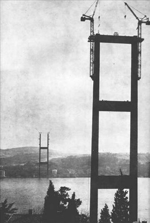 Boğaz Köprüsü Böyle Yapıldı  11