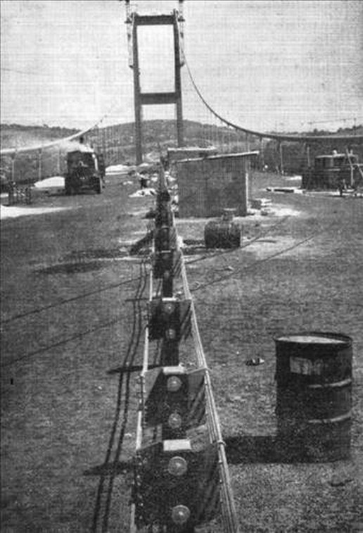 Boğaz Köprüsü Böyle Yapıldı  12
