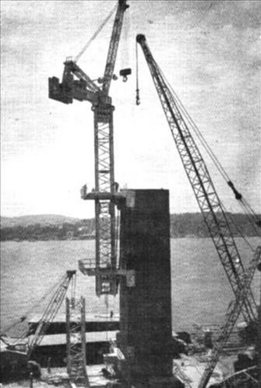 Boğaz Köprüsü Böyle Yapıldı  19