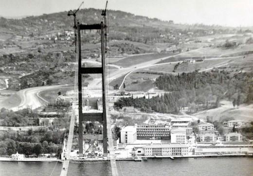 Boğaz Köprüsü Böyle Yapıldı  2