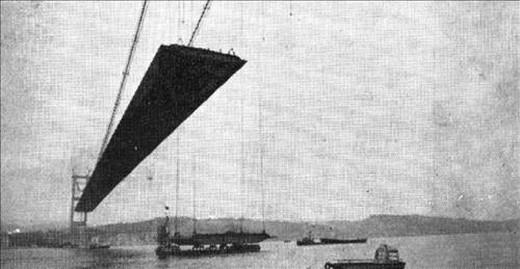 Boğaz Köprüsü Böyle Yapıldı  22