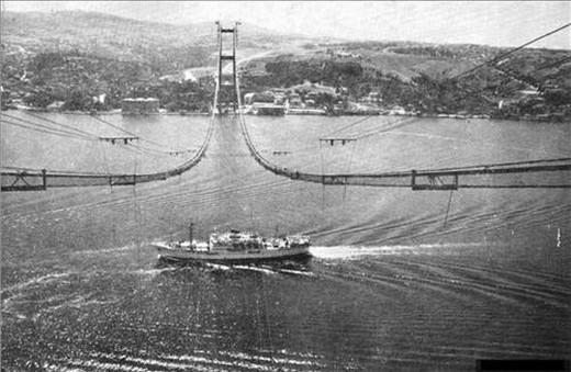 Boğaz Köprüsü Böyle Yapıldı  23