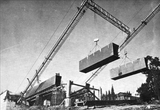 Boğaz Köprüsü Böyle Yapıldı  24